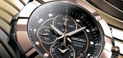 Купить часы Seiko Хронограф Киев