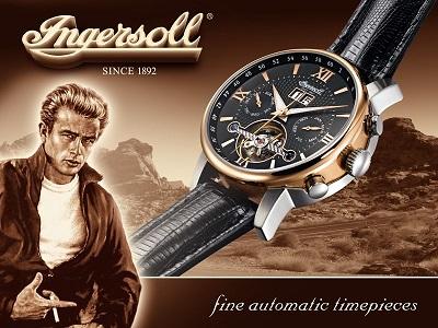 Купить часы Ingersoll Киев