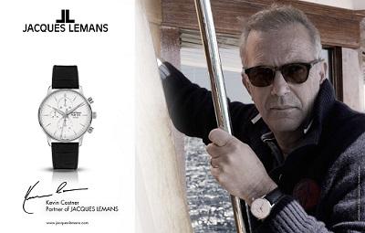 Купить механические часы Жак Леман в Киеве