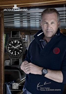 Купить часы Жак Леман Киев