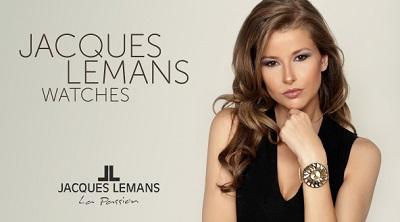 Купить женские часы Жак Леман в Киеве