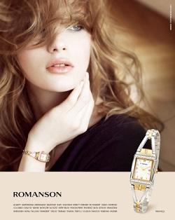 Романсон :: Женские часы Люкс