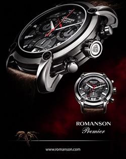 Романсон :: Мужские часы Люкс