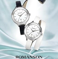 Романсон :: Женские и унисекс часы в тонком корпусе Titanium