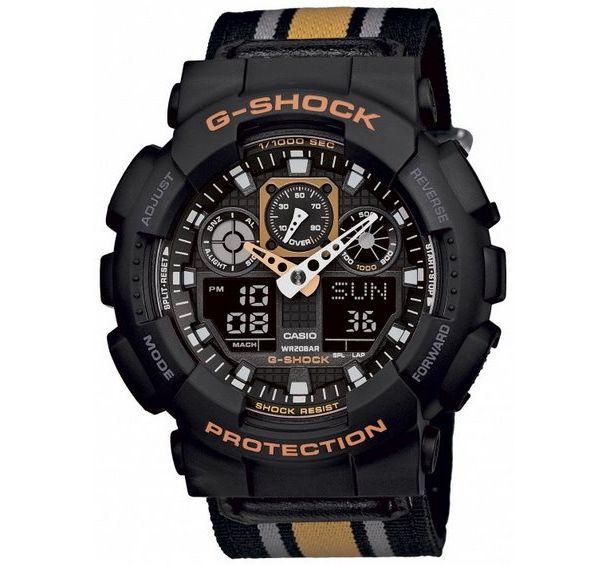 этому мужские часы casio g shock ga 100 1a4er вы, или